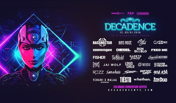 End the Decade with Decadence
