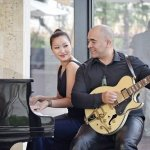 Book The Aroha Vocalist & Guitarist Duo in KL - Music for Asia