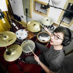 Sam Durham in the Studio!