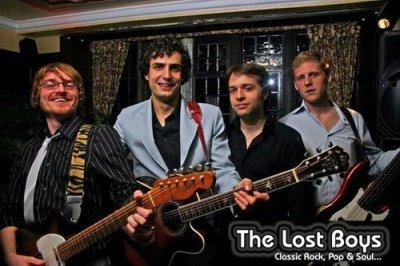 Lost Boys Wedding Band