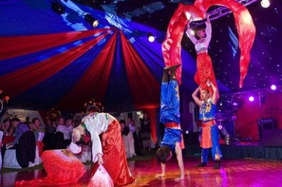 Chinese Entertainments