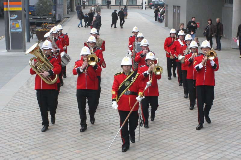 Military Brass Bands London