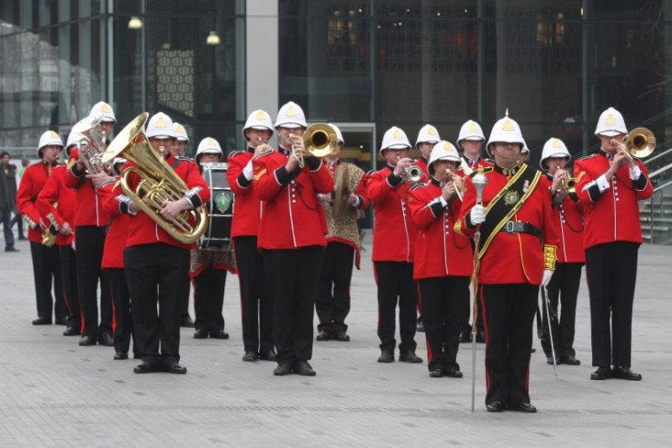 Marching-Band-London