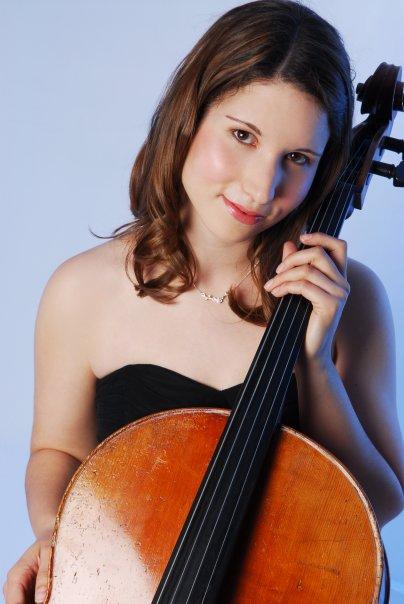 Hire a Beautiful Cellist in London