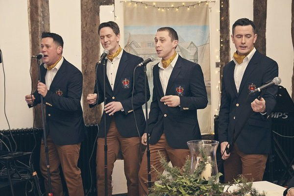 Barbershop Singers Quartet -  Vocal Harmony Singers