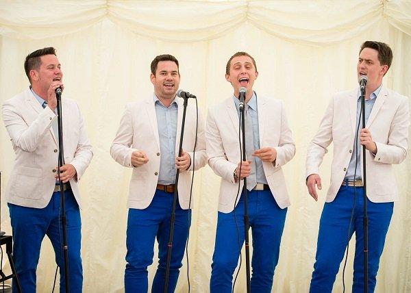 Barbershop Singers London