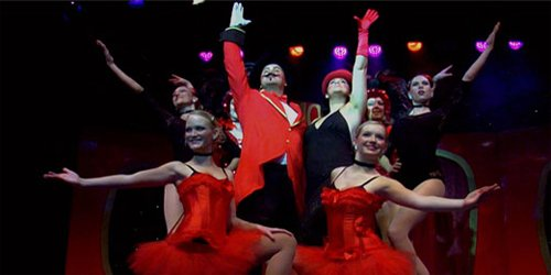 Moulin Rouge Tribute