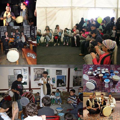 Book Arabic Musicians in London