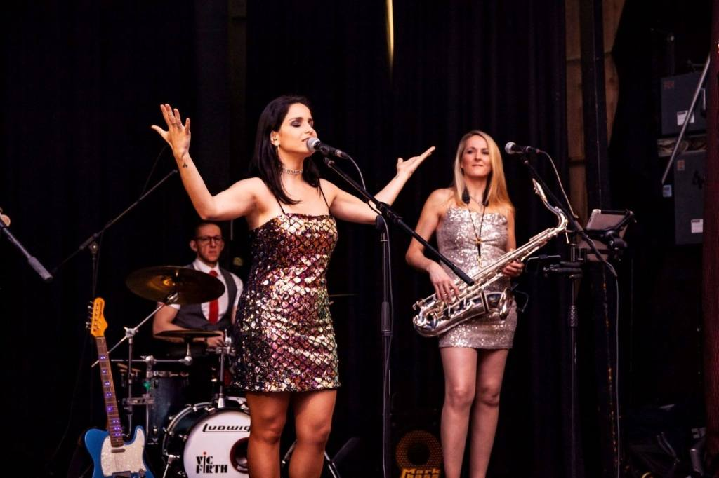 Professional Live Band for Hire UK Wide