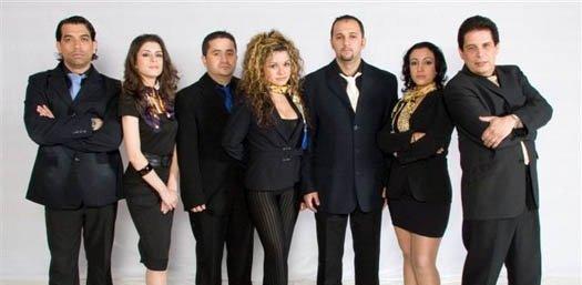 Live Latin Dance Band
