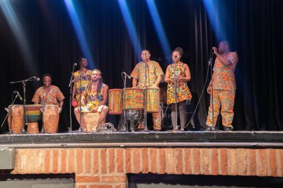 Showcase of African Dancers, Drummers and Musician in London