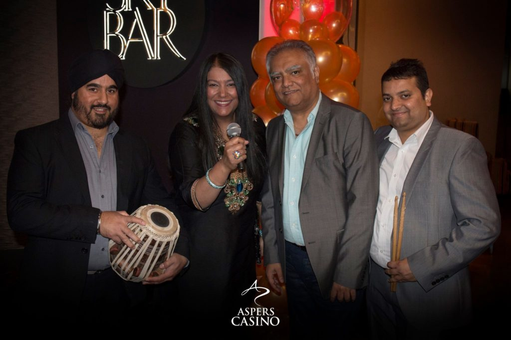 bollywood-sounds-aspers-casino-stratford-city-london