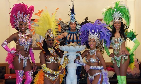 Brazilian Carnival Dancers For Hire