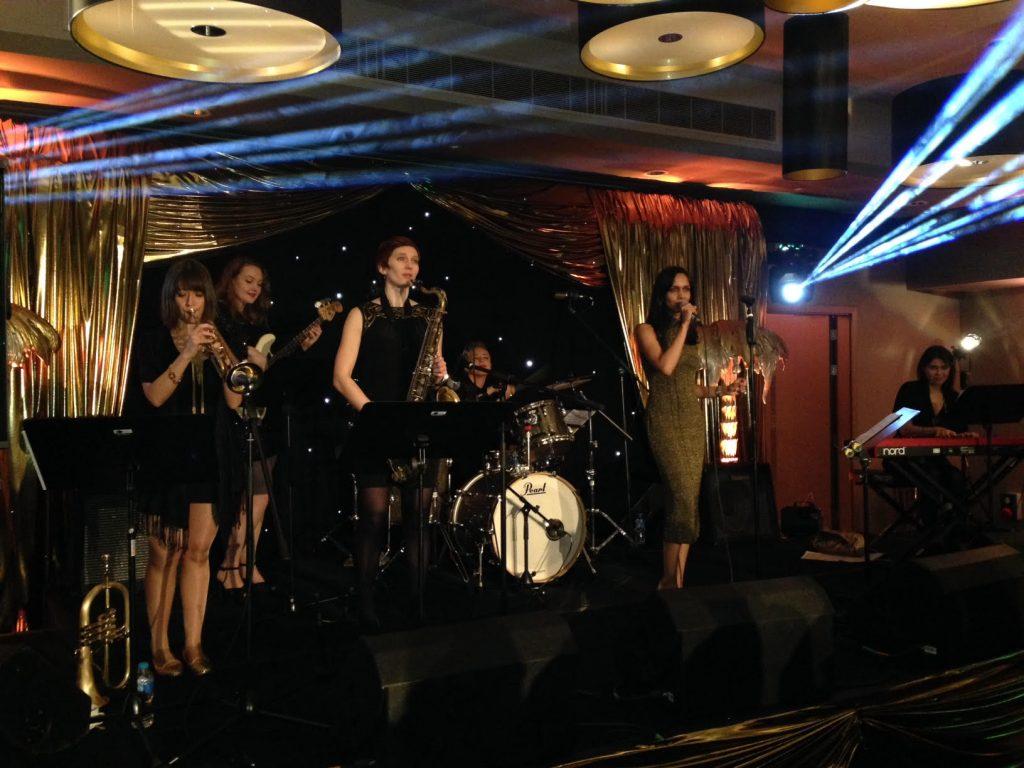 All Girl Jazz Swing Band London