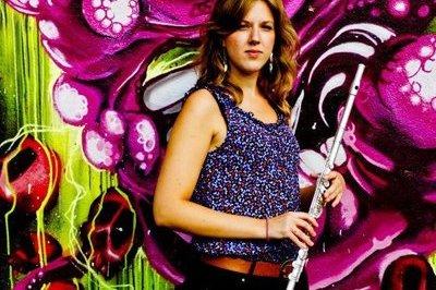 Miranda Flute beatboxer
