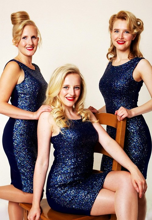 Female Jazz Trio For Hire