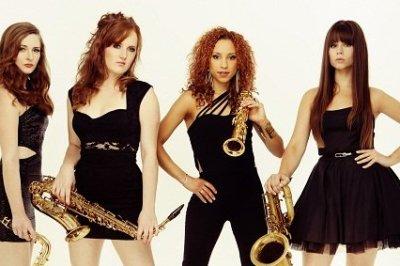 Altered Ego Female Saxophone Band