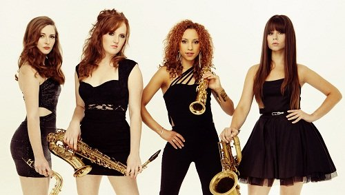 Altered Ego Female Saxophone Band