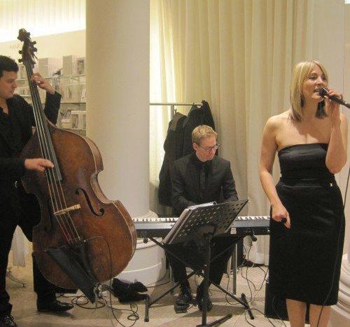 Jazz Trio with Female Singer