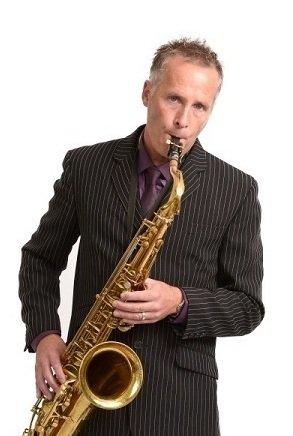 Steve - Wedding Saxophonist