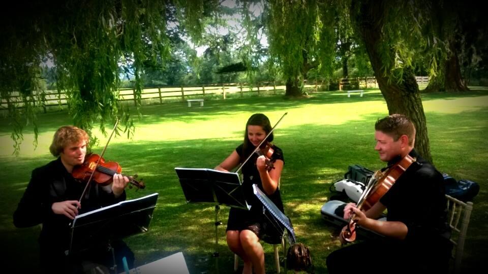 String Quartet Oxford
