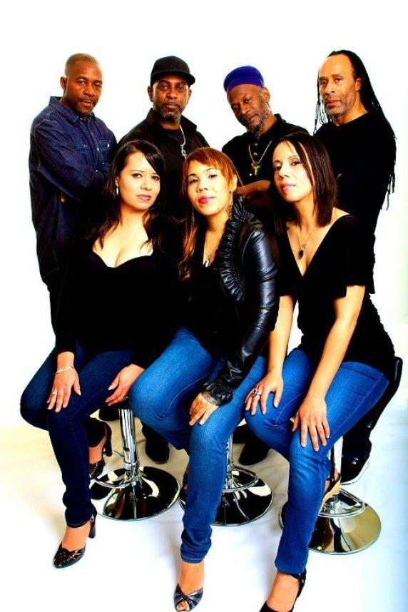 reggae band london
