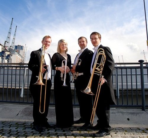 The Brass Quartet - Wedding Brass Band