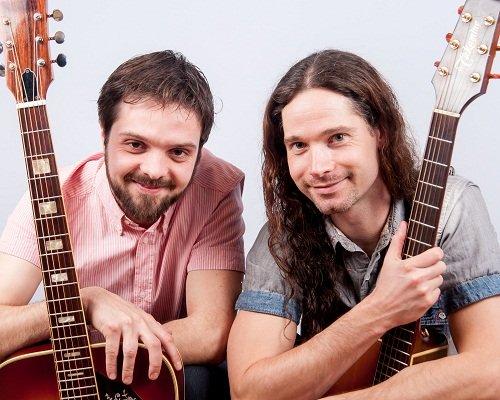 guitar vocals acoustic duo