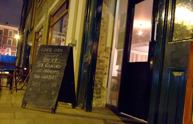Cafe OTO - Live Music Venue