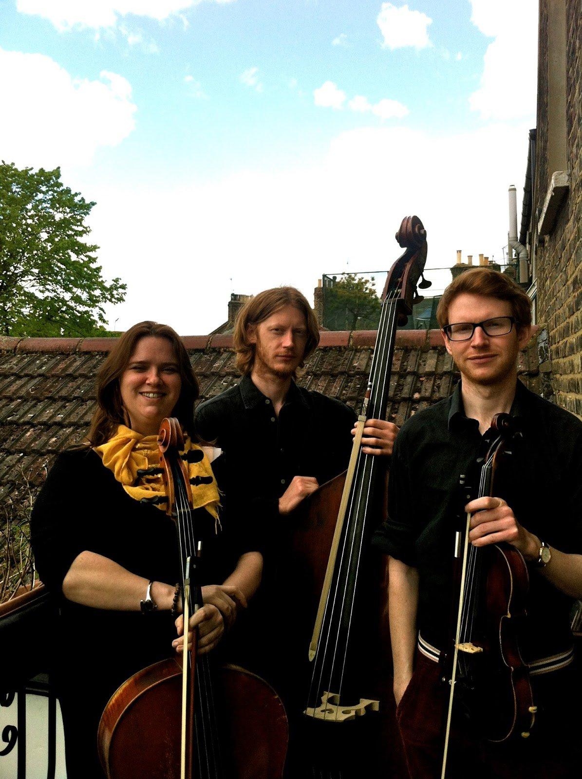 London Jazz Strings Trio