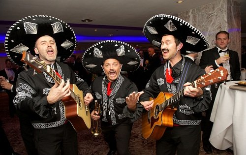 Bands in London Mariachis