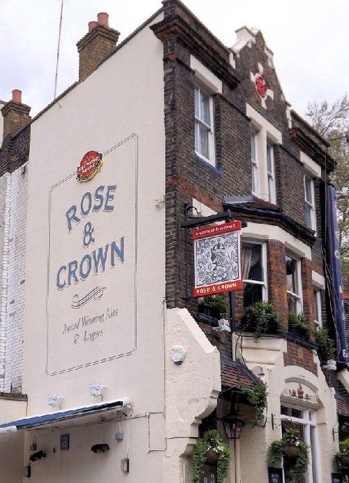 rose&crown
