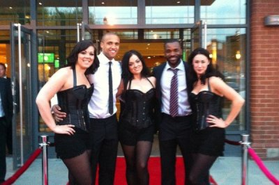 Singing Waitresses (With a Twist) @ Aston Villa FC