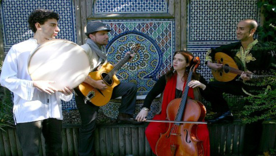 Melange - North African And World Music Band