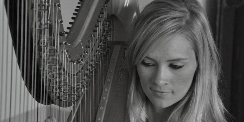 Harp Musician London