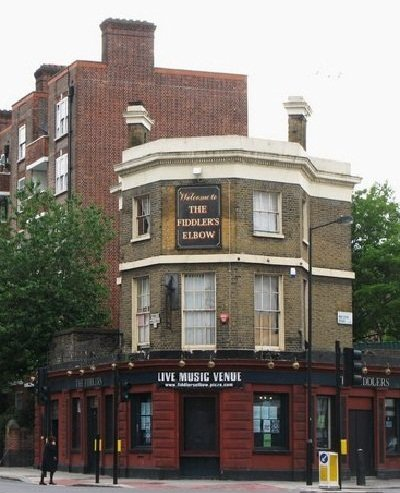 The Fiddler's Elbow - Live Music Venue