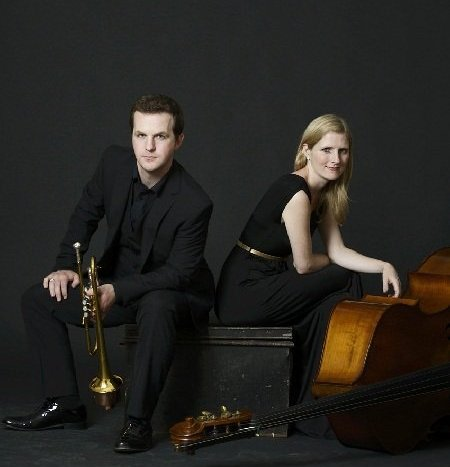 The London Jazz Duo - Trumpet and Bass