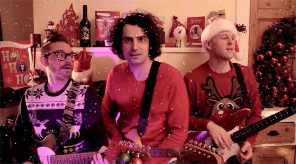 Christmas-Band-London