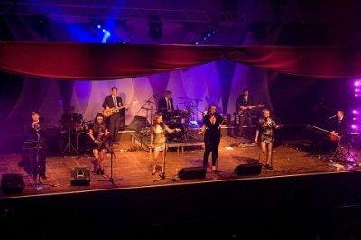 Smile - Live Funk, Motown Soul & Pop Band