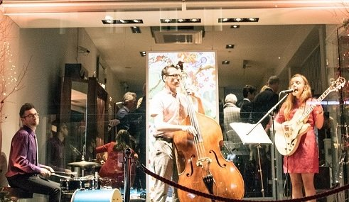 Bossa Nova Ensemble For Hire
