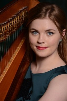 Claire - Harpist for Special Events