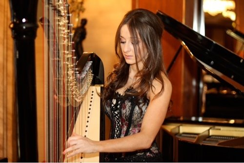 Seana - Irish Harpist