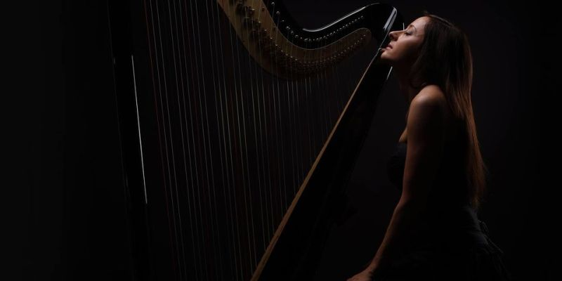 Harpist for Corporate Events