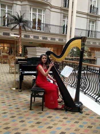 melissa-london-wedding-harpist