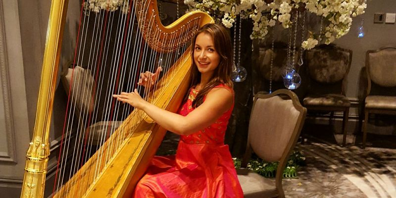 London Harpist Hire