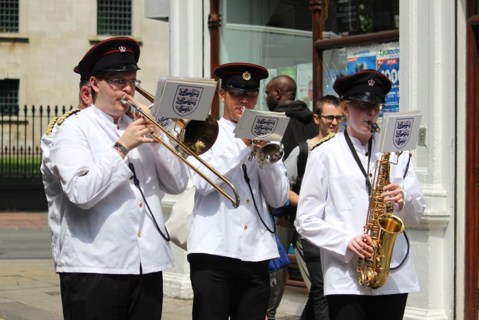 Hire-Brass-Bands-Events