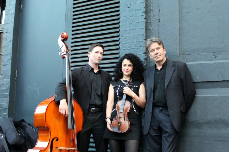 Hire an Alternative String Trio