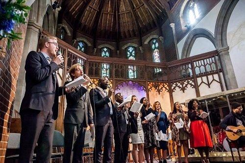 Wedding Choir Ensemble