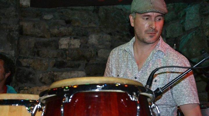 Book a Bongo Percussionist