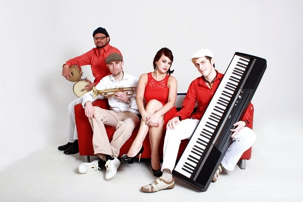 4 Piece Latin Band For Corporate Events, Functions & Receptions